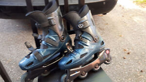 Sonic Ultra Wheels Rollerblades
