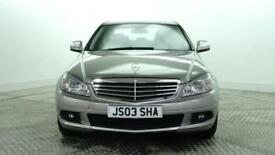 2008 Mercedes-Benz C Class C220 CDI SE Diesel silver Automatic