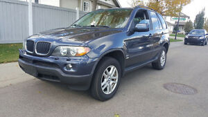 2004 BMW X5 3.0L 110KM excellent condition LOADED *Remote start*