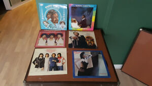 Vinyl Records 33 1/3 LP's - Various artists.