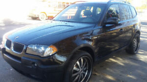 2004 BMW X3 SUV, CALL TO BOOK A TEST DRIVE