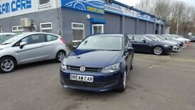 Volkswagen Polo 1.4 85 PS SE (blue) 2011