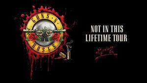 Guns n Roses Tickets  - New Mosaic Stadium Aug 27 GnR