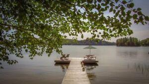 Muskoka Lakefront Country Living