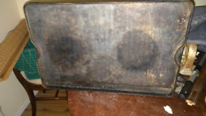 Cast Iron Griddle/Grill