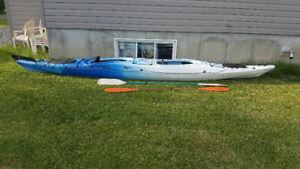 Kayak riot