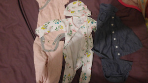 Baby girl outfitts