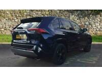 2020 Toyota RAV4 ESTATE 2.5 VVT-i Hybrid Dynamic 5dr CVT Auto SUV Petrol/Electri