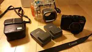 Canon G9 camera accessories