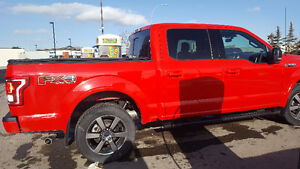 2015 Ford F-150 SuperCrew xlt 145 Pickup Truck