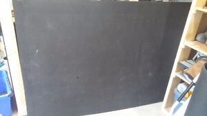 (2) Large Rubber Gym Flooring Mats