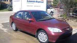2004 Honda Civic 4 door