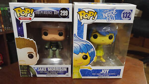 Funko Pop Figures: Independence Day & Inside Out Belleville Belleville Area image 1