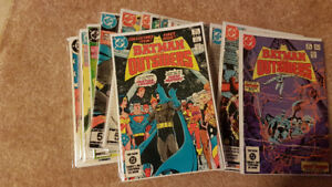 Batman & the Outsiders Comic - 1983 #1 - #32 plus annual 1 & 2