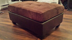 pouf - repose pied - extension divan