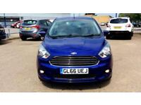 2016 Ford KA Plus 1.2 85 Zetec 5dr Manual Petrol Hatchback