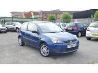 2008 Ford Fiesta 1.2 Style