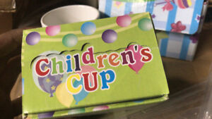 Designer Kids Bowls and Mugs Liquidation