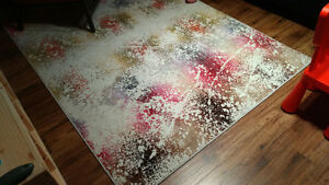 5x8 area rug.. Excellent condition!!