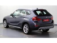 2013 BMW X1 2.0TD sDrive18d xLine Diesel grey Automatic