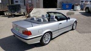 1999 BMW 328i Convertible  -  Only 45,000km