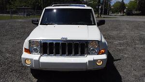 2006 Jeep Commander 4.7L V8 4X4 7 PASSENGER SUV, Crossover