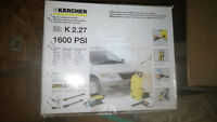 Karcher pressure washer Brand New