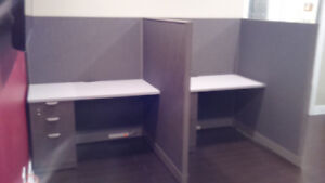 Call Center Cubicle: WorkStaions/Partition, Office Cubicles,