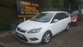 2009 Ford Focus 1.6 TDCi Zetec Estate * 1 Owner * BlueTooth * £30 Tax * 64MPG