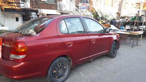 Toyota ecko 2003