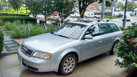 1999 Audi A6 AVANT Wagon Reduced!
