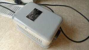 Carl Zeiss Transformer, Step Up, 220 V, 1 kVA Made in Germany