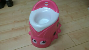 Ladybug potty by Fisher Price