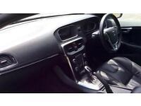 2016 Volvo V40 D2 (120) R DESIGN Pro Geartron Automatic Diesel Hatchback
