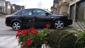 Audi A4 Excellent condition IN/OUT