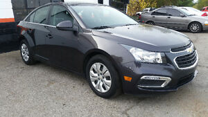 2015 Chevrolet Cruze LT Sedan CERTIFIED AND ETESTED London Ontario image 1
