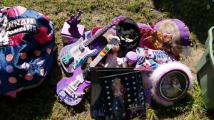 Hannah Montana  an dolls