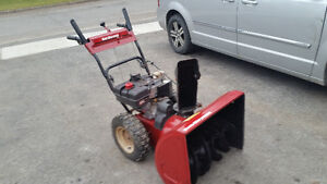 MTD Yard Machines 10HP/26 SnowBlower