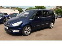 2013 Ford Galaxy 2.0 TDCi 140 Titanium 5dr Powe Automatic Diesel Estate