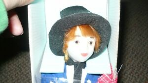 "VINTAGE ADORABLE ""FANAS"" PORCELAIN SPAIN HOBO MALE DOLL Kitchener / Waterloo Kitchener Area image 7"