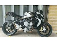 MV Agusta Brutale 675 EAS, 2013, 2,583 Miles, Beautiful Condition, 2 Owners