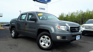 2009 Honda Ridgeline DX-Accident Free