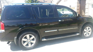 NISSAN ARMADA PLATINUM FULLY LOADED JUST REDUCED FOR QUICK SALE