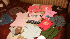 Toddler Size 4 Girls clothes