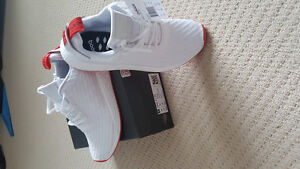 Brand new Adidas NMD R2 PK in white size 10.5