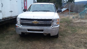 Parting out 07 chevy 2500 4x4