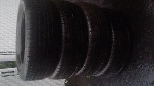 4 pneu été 15 pouce