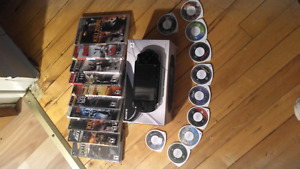 Psp system and 20 game bundle 100$