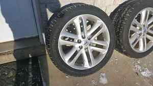F150 limited wheels and 275 45 22 Pirelli tires