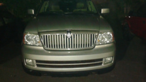 2005 Lincoln navacator 24 edition